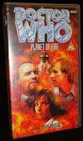Doctor Who: Planet of Fire - Video